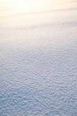snow surface