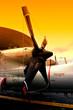 Fototapete Flug - Träger - Flugzeug
