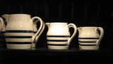 jugs/jars of clay.crockery poster