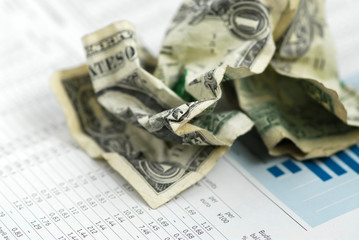 money finance chart