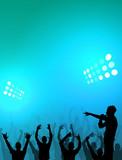 Fototapety stadium crowd