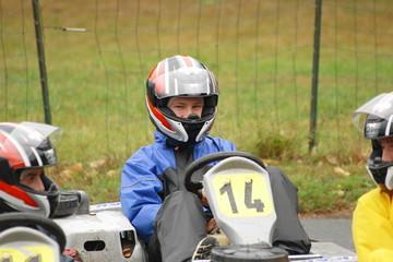 start karting