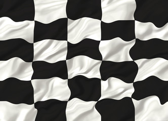 chequer flag