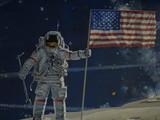 man on the moon - 1227298