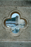 port in dubrovnik in the hole poster