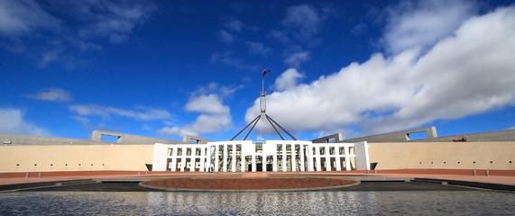 parliament house - panorama