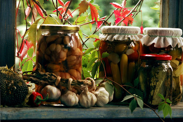 vegetable for winter