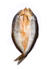 traditional smoked kipper