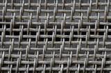 fabric mesh poster