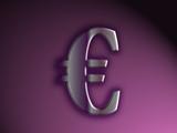 euro violet poster