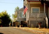 patriotic home poster