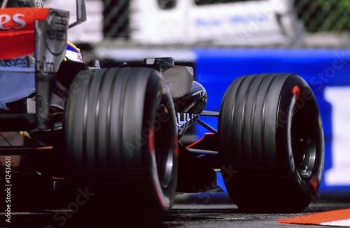 Poster F1 formule 1 a monaco