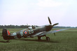 spitfire taxiing