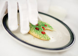 snack for santa poster