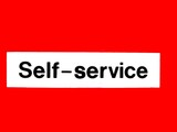 abstract,sign/symbol.self-service sign.help yourse poster