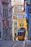 elevador da bica, lisbon, portugal-