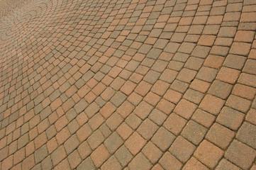 pattern of pavers