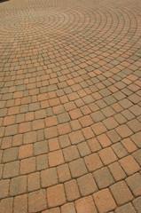 vertical pattern of bricks