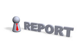 report poster