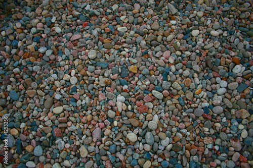 colored rocks