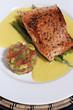 hot fish dish 3; close crop