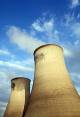 cool cooling towers