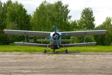 aircraft. an-2