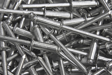 pile of rivets