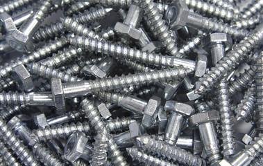 hex head lag screws