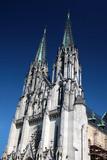 saint wenceslas cathedral olomouc, czech republic poster