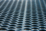 tabletop grid pattern with wide depth of field poster