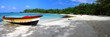 Leinwanddruck Bild - winnifred beach, jamaica