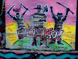 street art brazil 2 poster