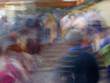 mouvement de foule
