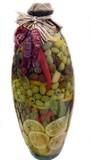 olives and vegetables as preservatives/brine poster