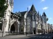 royal courts of justice, strand, london - 1268607