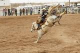 saddle bronc 1 poster