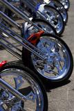 custom bikes poster
