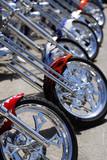 custom motorcyles poster