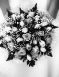 wedding flowers(soft f/x) poster