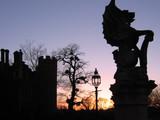 london twilight poster