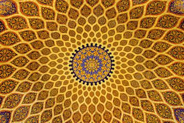persian ceiling design