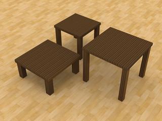 kaffee tischchen