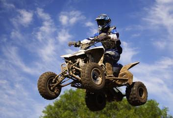 quad jump blue