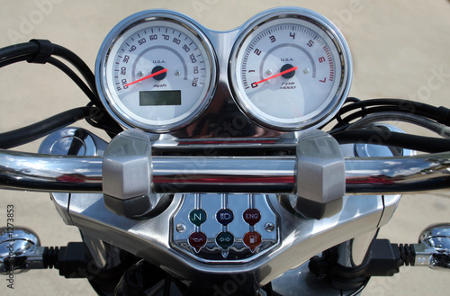 motorcycle handlebar controls