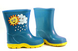 wellie boots poster