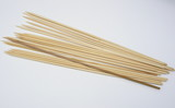 wooden kebab sticks poster