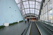 glass way escalator