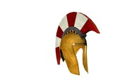 ancient greek helmet 17 poster