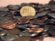 Wartość monety gotówka